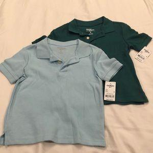 Oshkosh polo shirt bundle